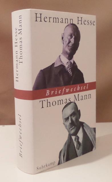 Briefwechsel. Hrsg. von Anni Carlsson und Volker: Hesse, Hermann /