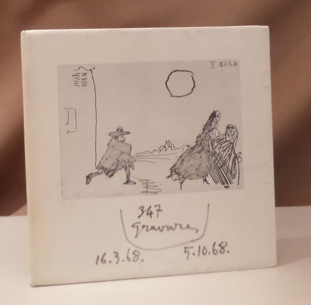347 Gravures.: Picasso, Pablo.