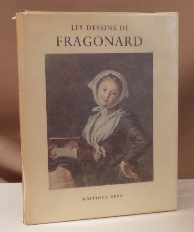 Les dessins de Fragonard. Notices analytiques par: Fragonard, Jean-Honoré -