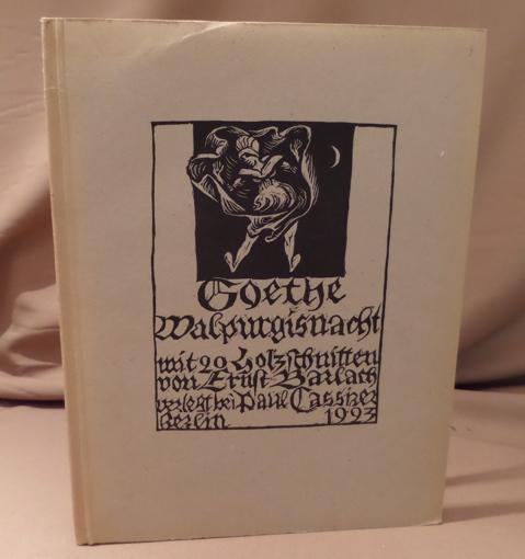 Walpurgisnacht. Mit 20 Holzschnitten von Ernst Barlach.: Barlach, Ernst -
