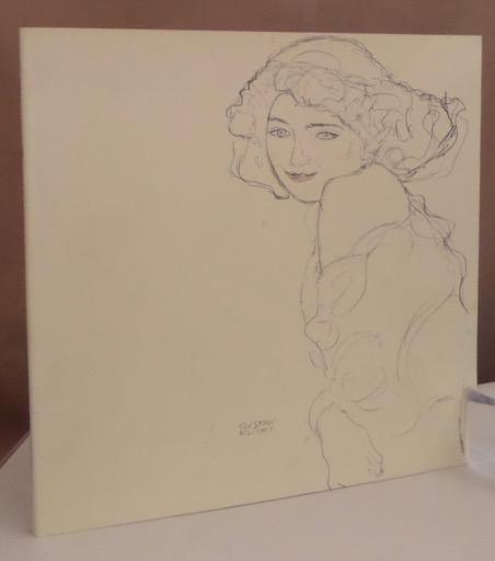 3. Internationale der Zeichnung. Sonderausstellung Gustav Klimt: Klimt, Gustav, Matisse,