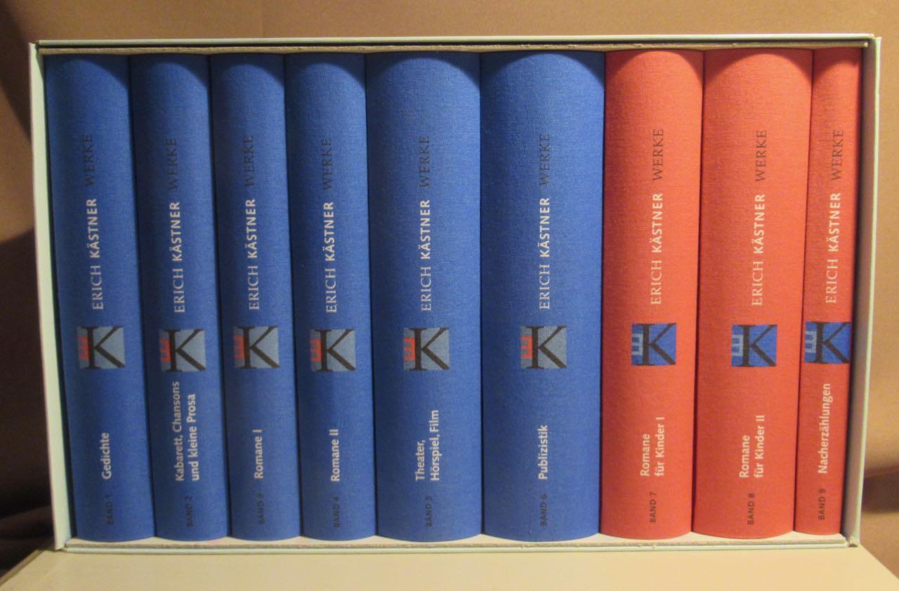 b72e83507abe47 Werke. Hrsg. von Franz Josef Görtz.  Kästner
