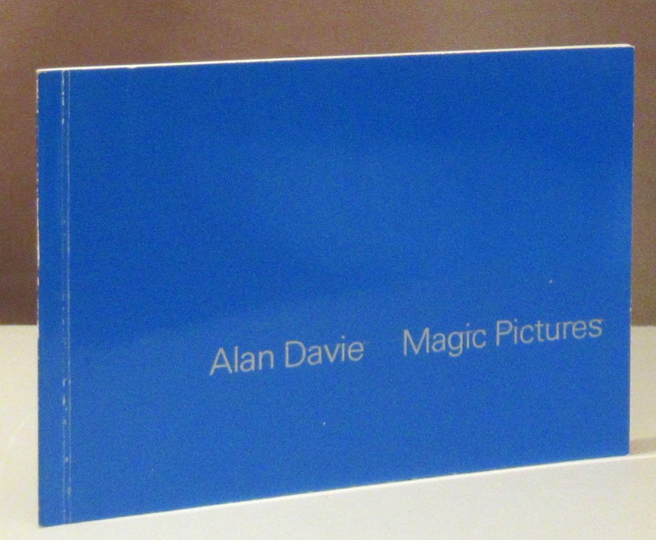 Magic Pictures. Gimpel & Hanover Galerie, Zürich,: Davie, Alan.
