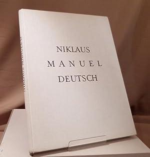 Niklaus Manuel Deutsch.: Niklaus Manuel Deutsch
