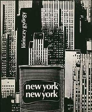 New York, New York.: Lörinczy, György.