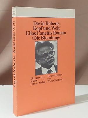 Figuren und Sprachgroteske in Elias Canettis Die Blendung (German Edition)