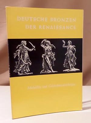 Deutsche Bronzen des Mittelalters und der Renaissance.: Jantzen, Johannes (Bearbeitung).
