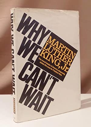 Why we can't wait.: King, Martin Luther.