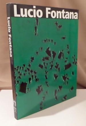 Lucio Fontana. Retrospektive.: Fontana, Lucio -