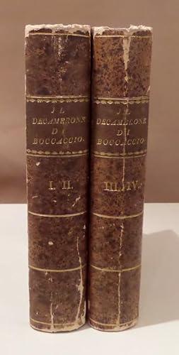 Il Decamerone. Edizione di Giovanni Giorgio Keil.: Boccaccio, Giovanni.