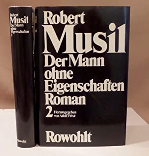Der Mann ohne Eigenschaften. Roman. Hrsg. von: Musil, Robert.