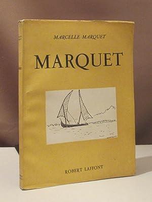Marquet. Avec 29 dessins originaux.: Marquet, Albert -