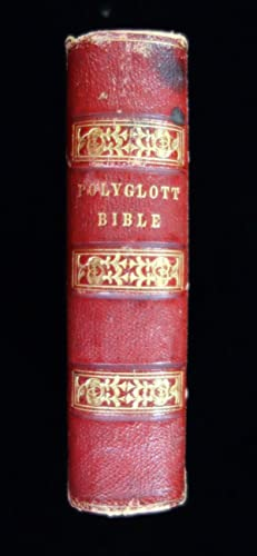 The English Version of the Polyglott Bible: Containing the Old and New testaments, with the Margi...