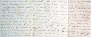 Correspondence from Gouveuneur Tillotson, Princeton student to Richard V. W. Thorne, Jr. of West ...