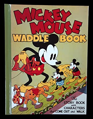 Mickey Mouse Waddle Book: The Story Book: Walt Disney Studios