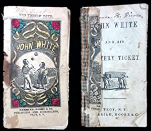 John White and his Lottery Ticket-pair with