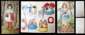 Mother Goose CutOut Picture Book