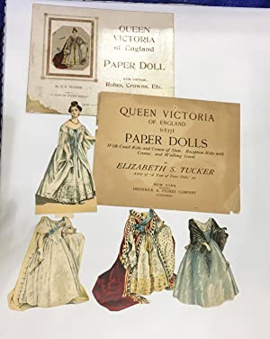 Queen Victoria of England Paper Doll
