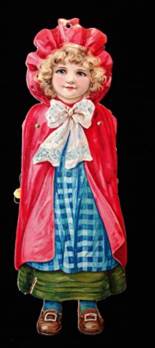 Movable Marionette - Little Red Riding Hood