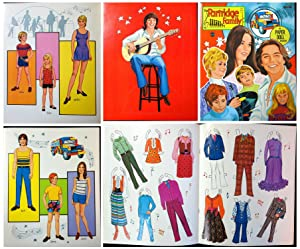 The Partridge Family - A Paper Doll Book