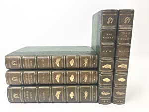 SURTEES (R S), Works, five volumes, 1853-65