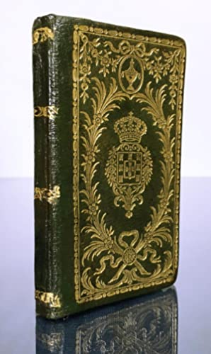 Binding with the Royal Coat of Arms of Portugal, Diario Ecclesiastico Para O Reino De Portugal, L...