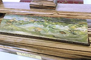 Fore-Edge Painting The Complete Poetical Works of Oliver Wendell Holmes