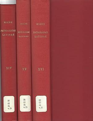 Sancti Ambrosii Mediolanensis Episcopi opera omnia, Tomus I-3. (J.P. Migne: Patrologiae Cursus ...