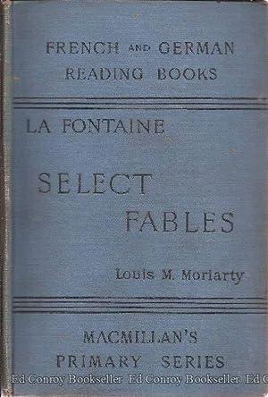 Fables De La Fontaine A Selection: La Fontaine, Jean