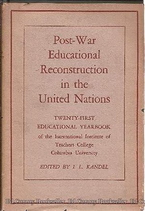 Educational Yearbook of the International Institute of Teachers College Columbia University 1944: ...