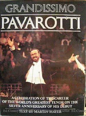 Grandissimo Pavarotti: Mayer, Martin