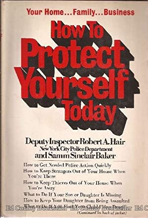 How To Protect Yourself Today: Hair, Deputy Inspector