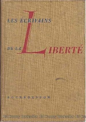 Les Ecrivains De La Lierbte: Bourbousson, Edouard, Ph.D.