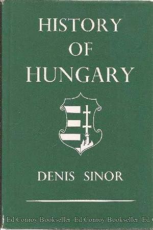History of Hungary: Sinor, Denis