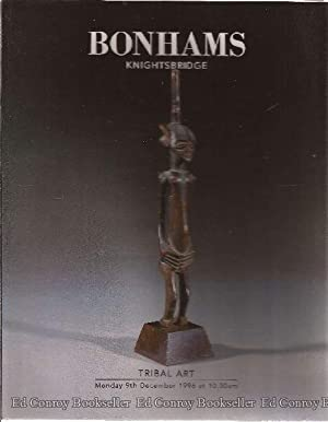 Bonhams Knightsbridge Tribal Art Sale Number 27200: Bonhams