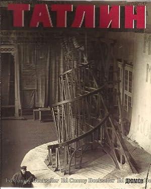 Vladimir Tatlin, Retrospektive German Edition: Tatlin, Vladimir