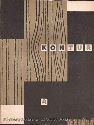 Kontur Issue No. 4: Hald, Arthur, Editor