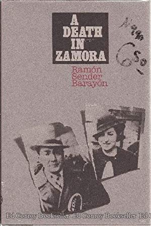 A Death In Zamora: Barayon, Ramon Sender