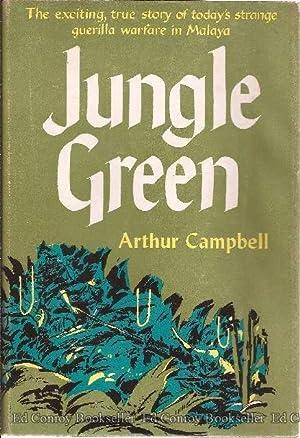 Jungle Green: Campbell, Arthur, M.C.