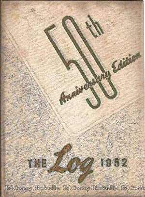 The Log Volume 50 1952: Yearbook Committee