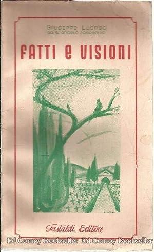 Fatti E Visioni Liriche: Luongo, Giuseppe *Author