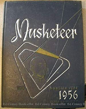 The 1956 Xavier University Muskateer Cincinnati 7, Ohio: Coffey, Ronald J. and Michael J. ...