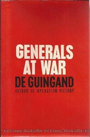 Generals at War: de Guingand, MG