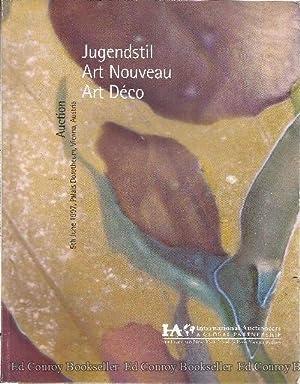 Jugendstil Art Nouveau Art Deco June 5, 1997 Palais Dorotheum, Vienna, Austria: Palais Dorotheum