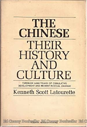 The Chinese Thier History and Culture *Two Volumes In One*: Latourette, Kenneth Scott