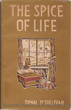 The Spice Of Life: O'Sullivan, Donal