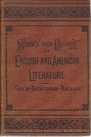 English Literature: Backus, Truman J., A.M.
