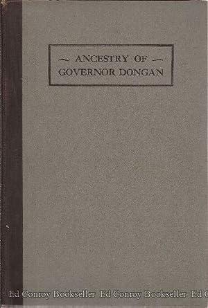 Ancestry Of Governor Dongan: Van Wyck, Frederick