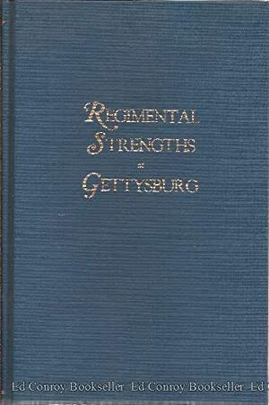 Regimental Strengths at Gettysburg: Busey, John W. and David G. Martin