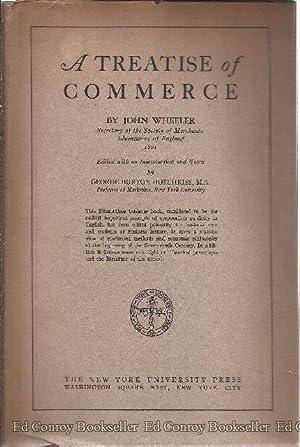 A Treatise of Commerce: Wheeler, John